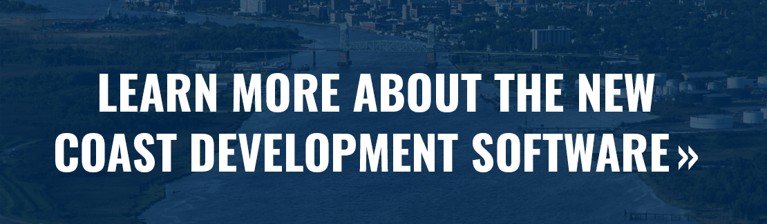 Click to learn more about the new COAST development software